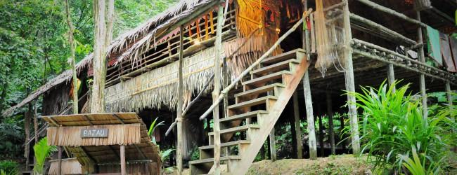 Bajau House
